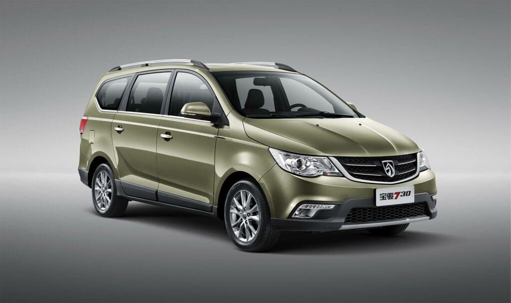 Baojun 730 MPV 1 New GM Baojun 730 launched in China