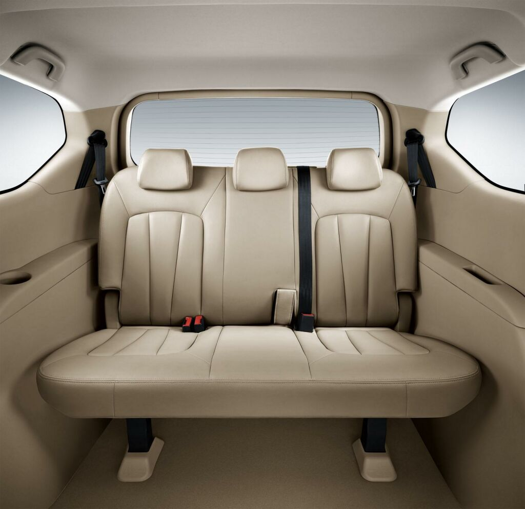 Baojun 730 MPV Interior 1 New GM Baojun 730 launched in China