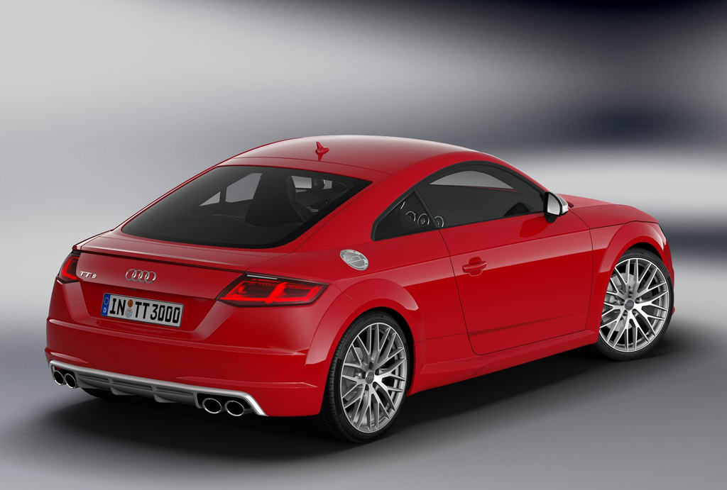 Audi To Bring Out Third Generation Tt And Tts In 2015 Machinespider Com