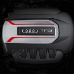 2015 Audi TTS Coupe Engine