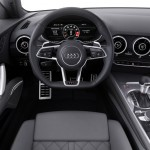 2015 Audi TTS Coupe Interior (3)