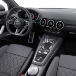 2015 Audi TTS Coupe Interior (4)