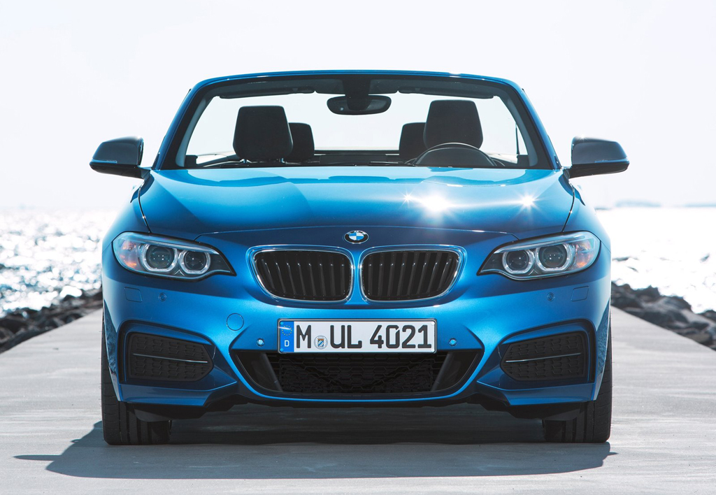 2015 BMW M235i Convertible 8 Get ready for the new 2015 BMW M235i Convertible