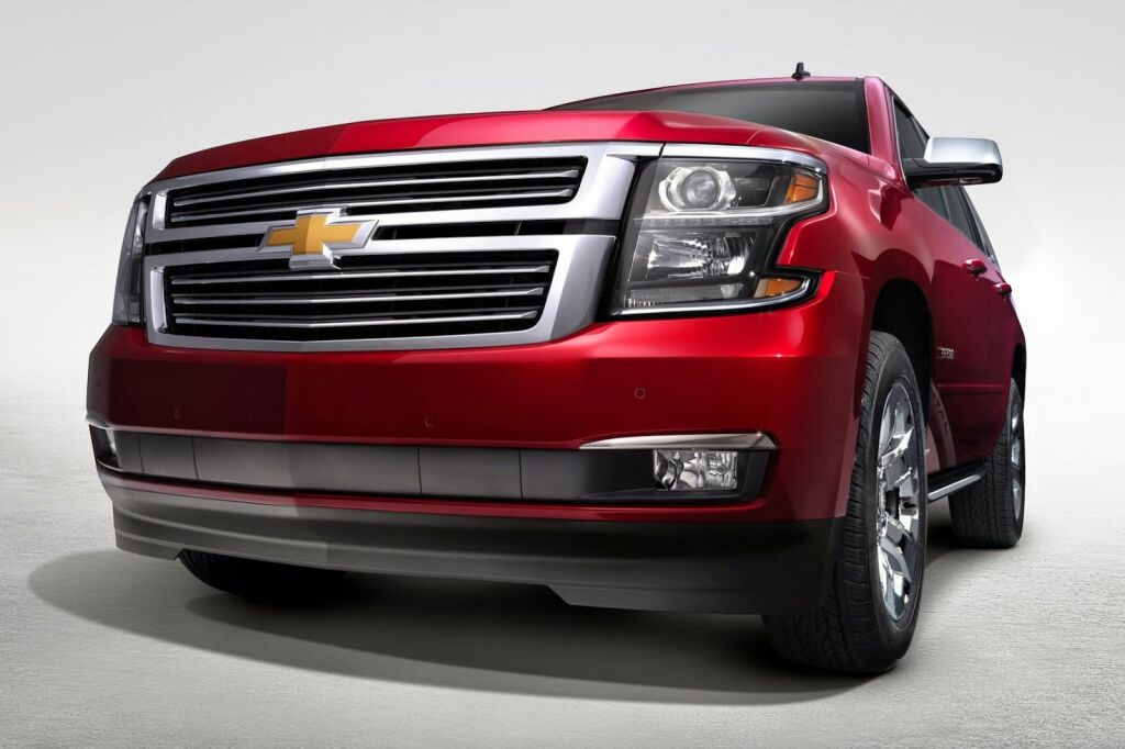 2015 Chevrolet Tahoe gets the Z71 touch