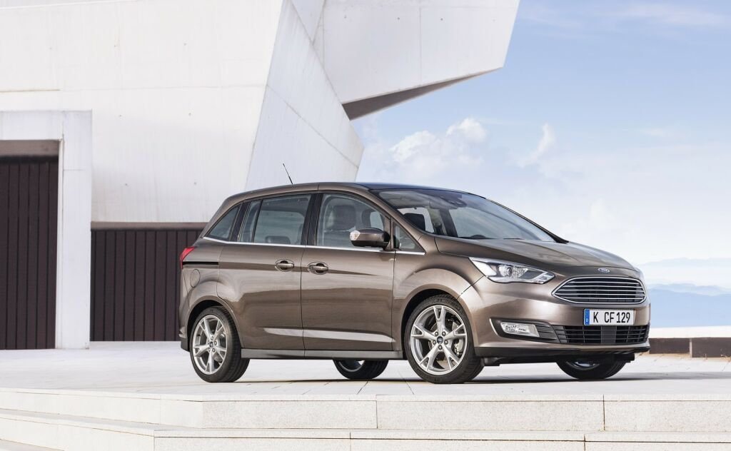 2015 Ford C MAX 1 Ford launching new C Max in 2015