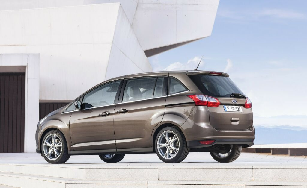 2015 Ford C MAX 2 Ford launching new C Max in 2015