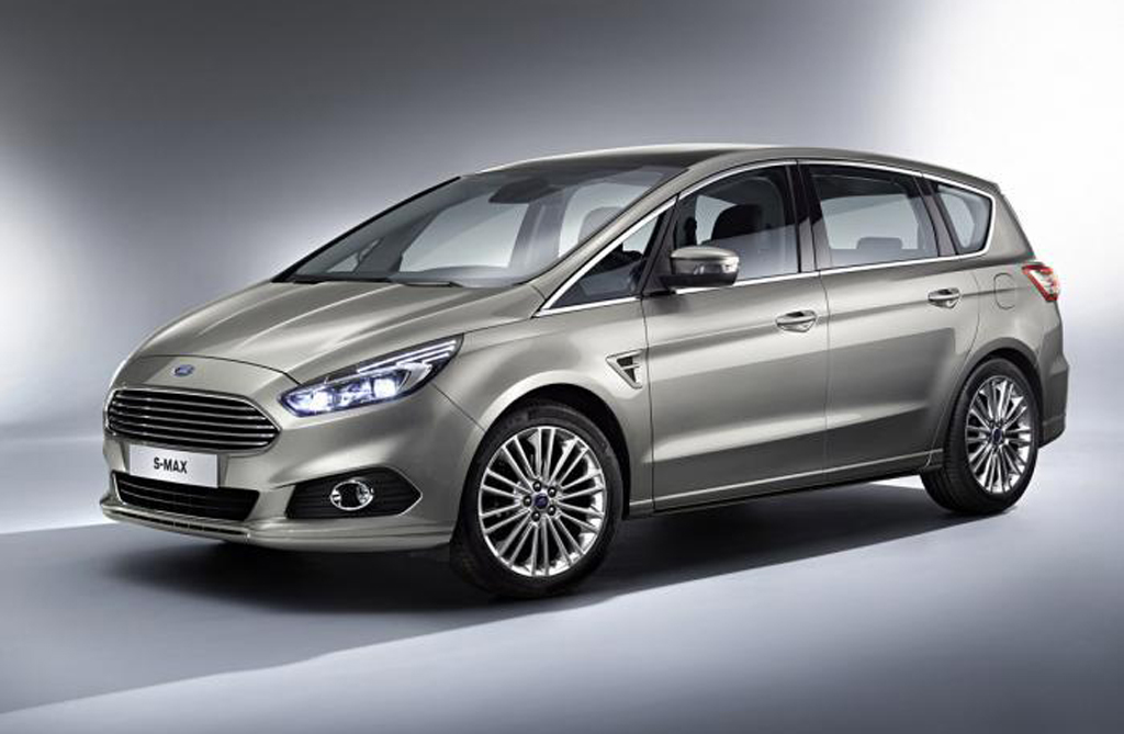 2015 Ford S MAX 2 Second generation '2015 Ford S MAX' coming soon