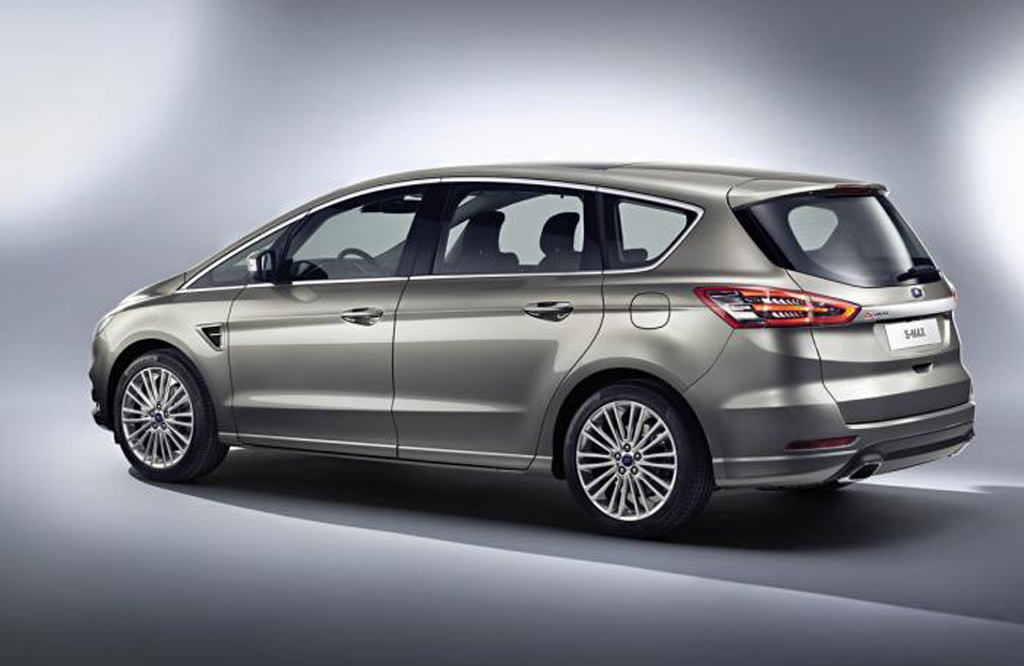 2015 Ford S MAX 4 Second generation '2015 Ford S MAX' coming soon