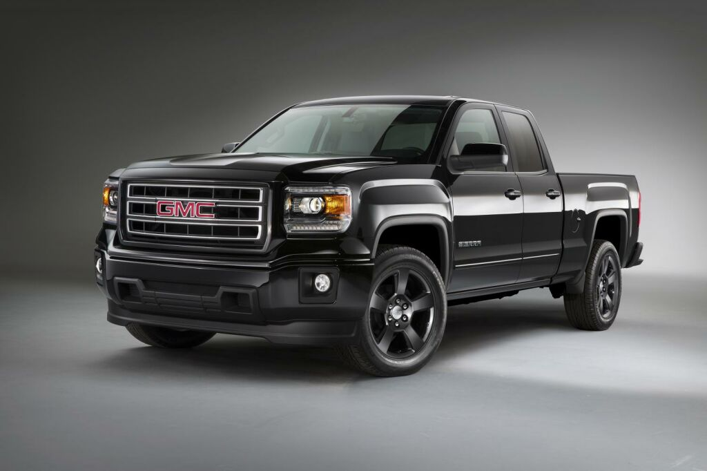 2015 GMC Sierra Elevation Edition 1 Stylish 2015 GMC Sierra Edition coming soon