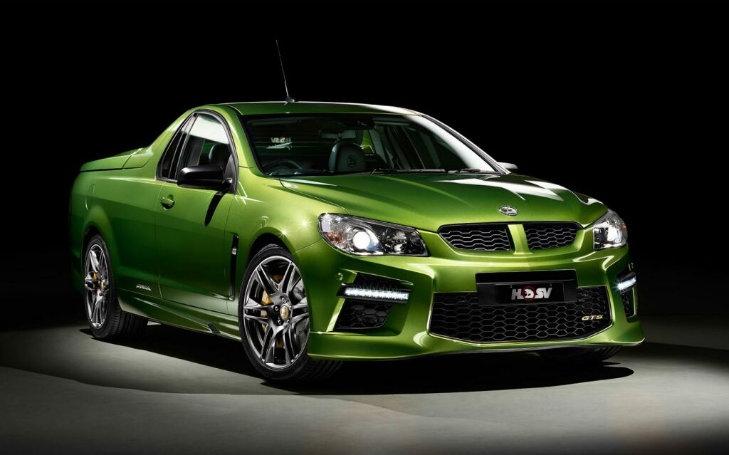 2015 HSV GTS Maloo 1 HSV launches limited edition '2015 GTS Maloo'