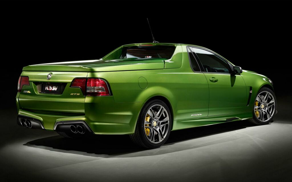 2015 HSV GTS Maloo 3 HSV launches limited edition '2015 GTS Maloo'
