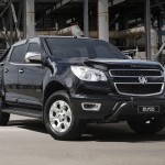 2015 Holden Colorado Black Edition