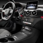 2015 Mercedes-Benz B-Class facelift Interior (1)