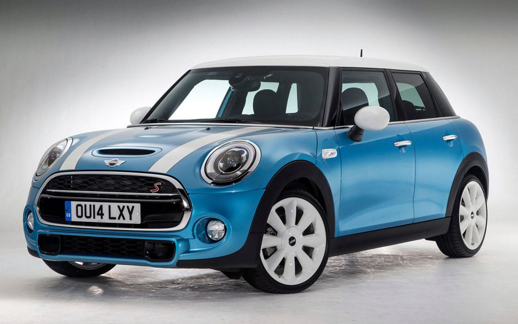 2015 Mini Cooper 5 Door 1 Get ready for new '2015 Mini Cooper 5 Door'