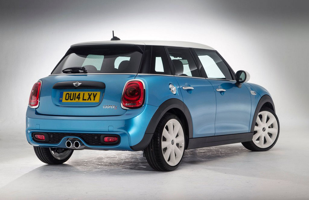 2015 Mini Cooper 5 Door 3 Get ready for new '2015 Mini Cooper 5 Door'