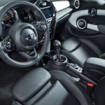 2015 Mini Cooper 5-Door Interior (2)