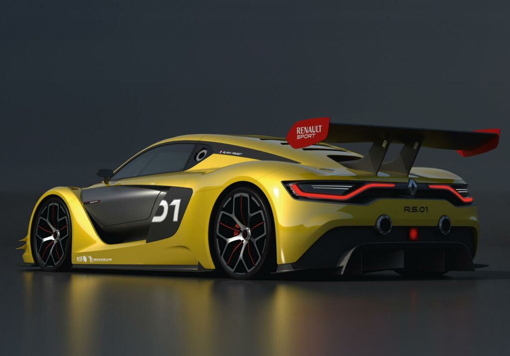 2015 Renaultsport R.S. 01 4 2015 Renaultsport R.S. 01 unveiled