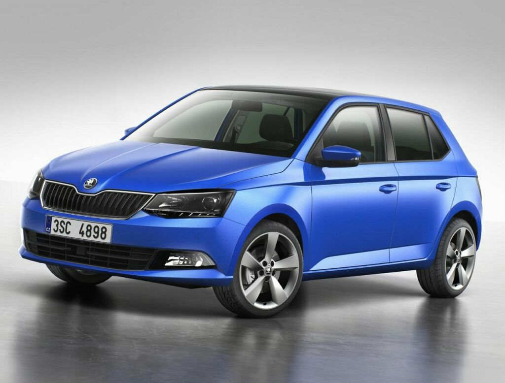 2015 Skoda Fabia 1 New Generation 2015 Ford Fabia Coming Up