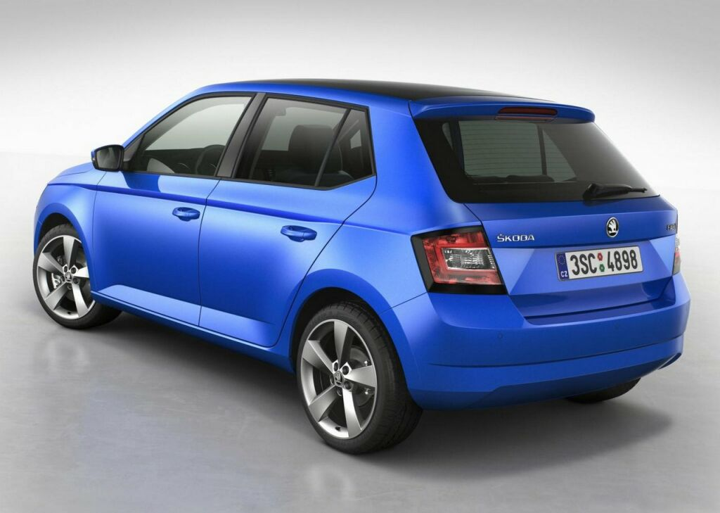 2015 Skoda Fabia 2 New Generation 2015 Ford Fabia Coming Up