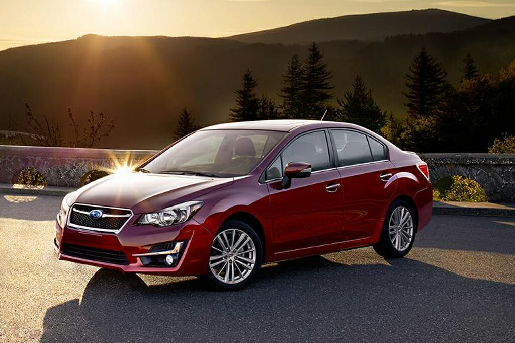 2015 Subaru Impreza 1 Subaru makes changes to the 2015 Impreza