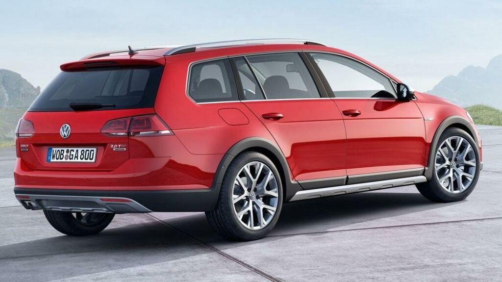 2015 Volkswagen Golf Alltrack 4 Volkswagen launching 2015 Golf Alltrack soon
