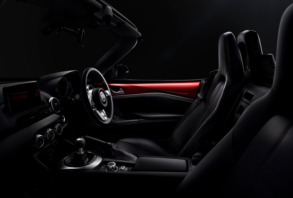 2016 Mazda MX 5 Interior Fourth generation 2016 Mazda MX 5 unveiled