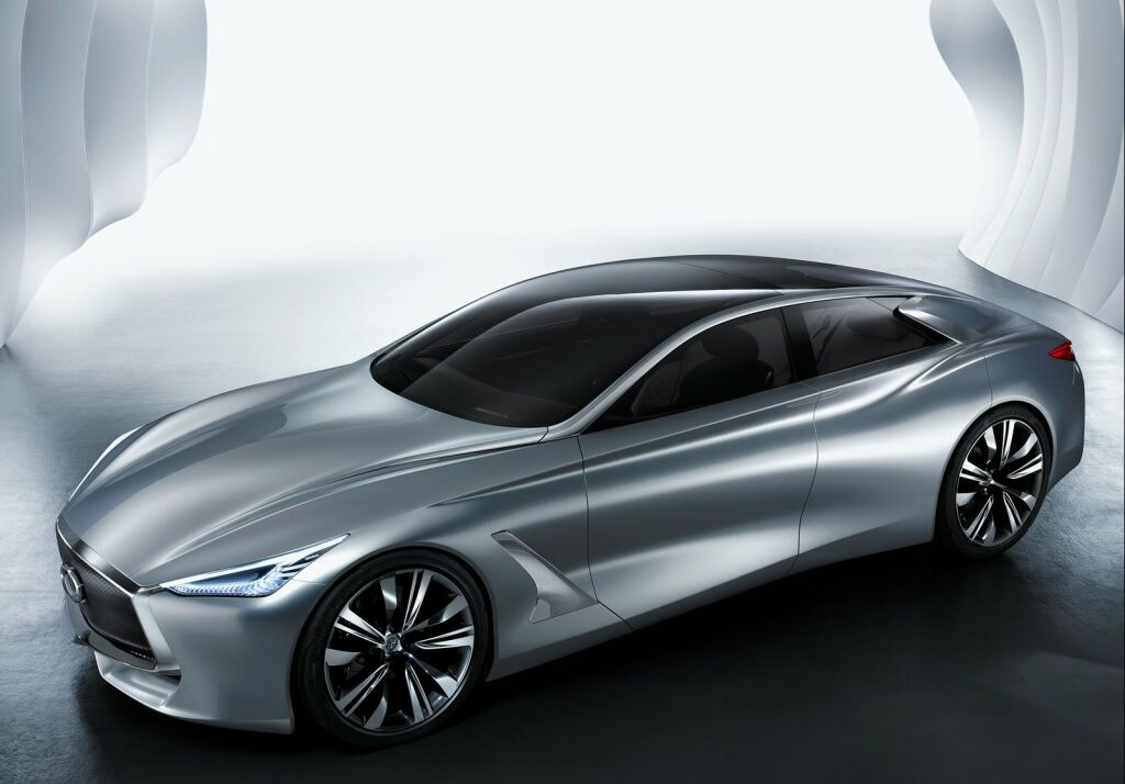 2014 Infiniti Q80 Inspiration Concept 3 Infiniti debuts the 2014 Q80 in Paris