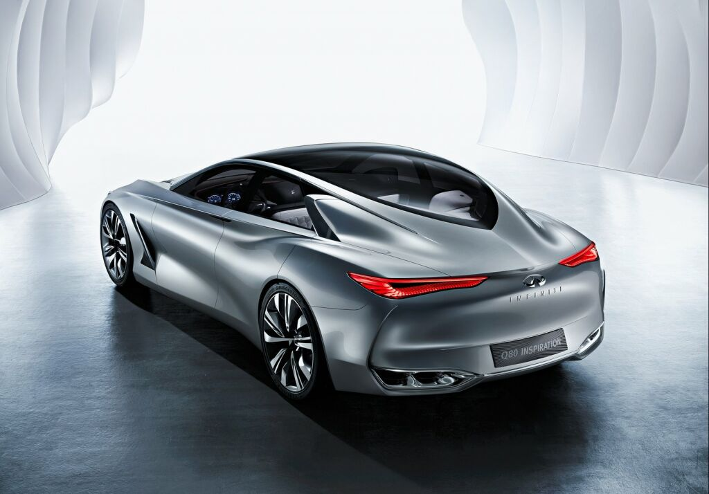 2014 Infiniti Q80 Inspiration Concept 7 Infiniti debuts the 2014 Q80 in Paris