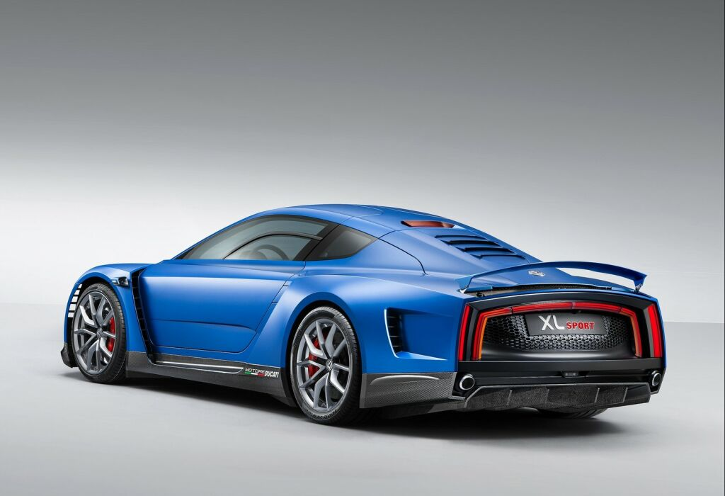 2014 Volkswagen XL Sport Concept 8 VW stuns with new 2014 XL Sports Concept