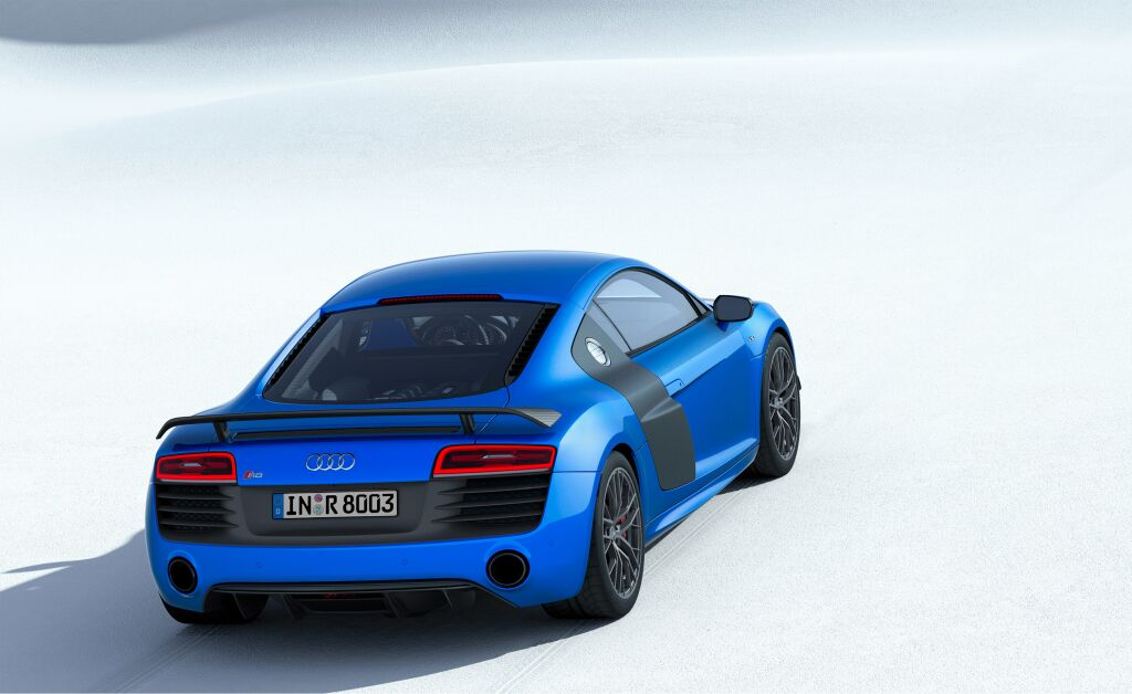 2015 Audi R8 LMX Limited Edition 5 Audi Launches Limited Edition 2015 R8 LMX Edition Coupe