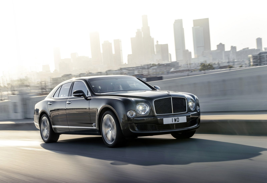 2015 Bentley Mulsanne Speed 1 Bentley Reveals New 2015 Mulsanne Speed