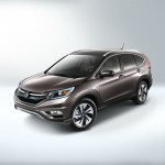 2015 Honda CR-V facelift (1)