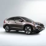 2015 Honda CR-V facelift (3)