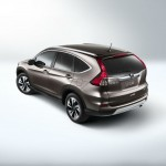 2015 Honda CR-V facelift (5)