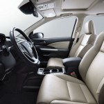 2015 Honda CR-V facelift Interior (2)