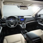 2015 Honda CR-V facelift Interior (3)