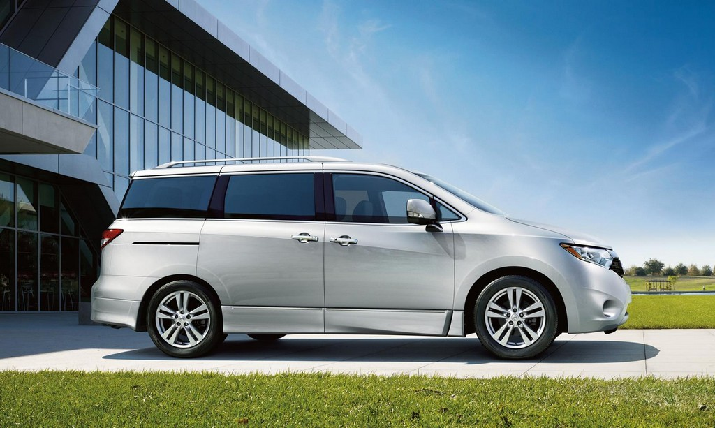 2015 Nissan Quest Minivan Nissan reveals price for US spec 2015 Quest minivan