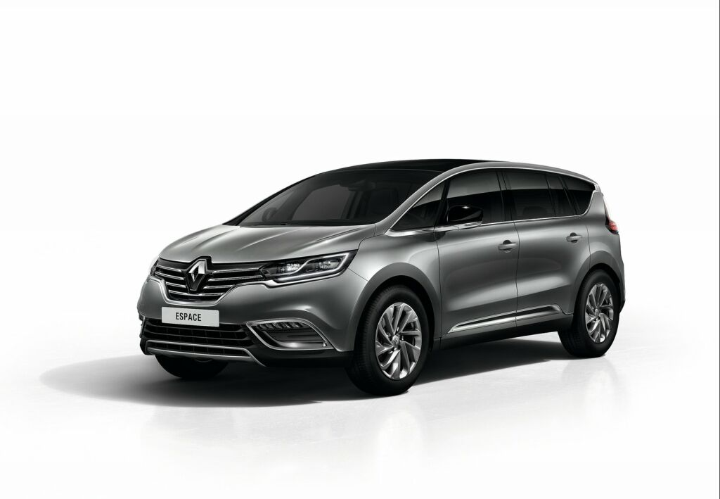 2015 Renault Espace 1 Renault debuts the fifth generation 2015 Espace