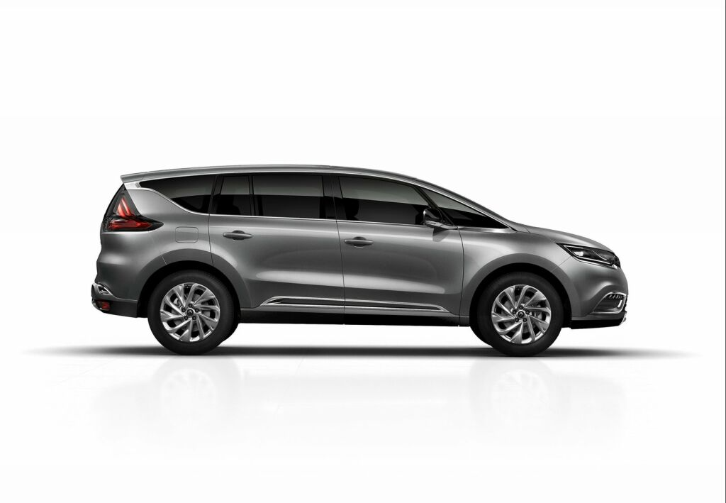 2015 Renault Espace 3 Renault debuts the fifth generation 2015 Espace
