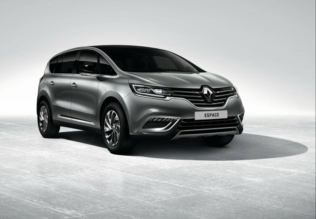 renault debuts the fifth generation 2015 espace. Black Bedroom Furniture Sets. Home Design Ideas