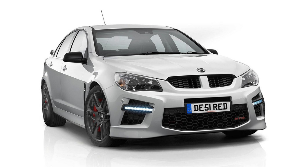 2014 Vauxhall VXR8 1 New 2015 VXR8 GTS from Vauxhall