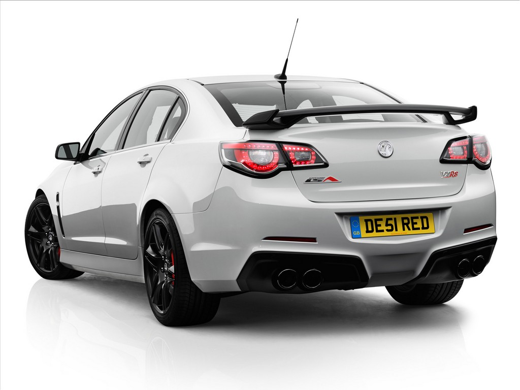 2014 Vauxhall VXR8 4 New 2015 VXR8 GTS from Vauxhall