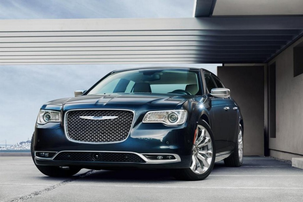 2015 Chrysler 300 1 2015 Chrysler 300 features and details