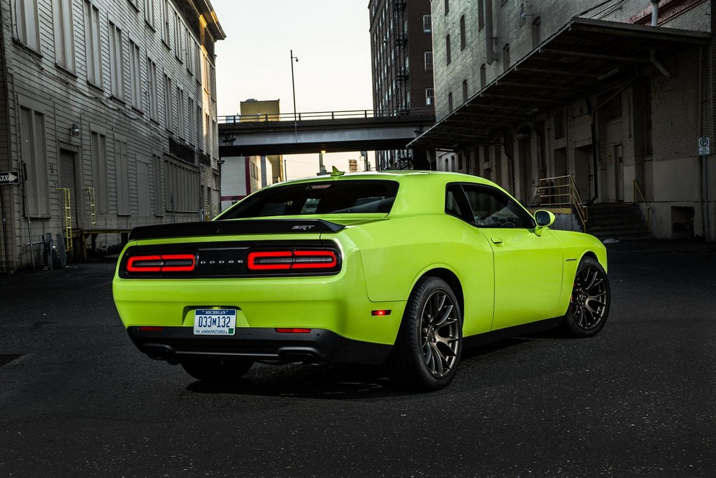 2015 Dodge Challenger SRT Hellcat 4 Dodge unleashes the 2015 Challenger Hellcat