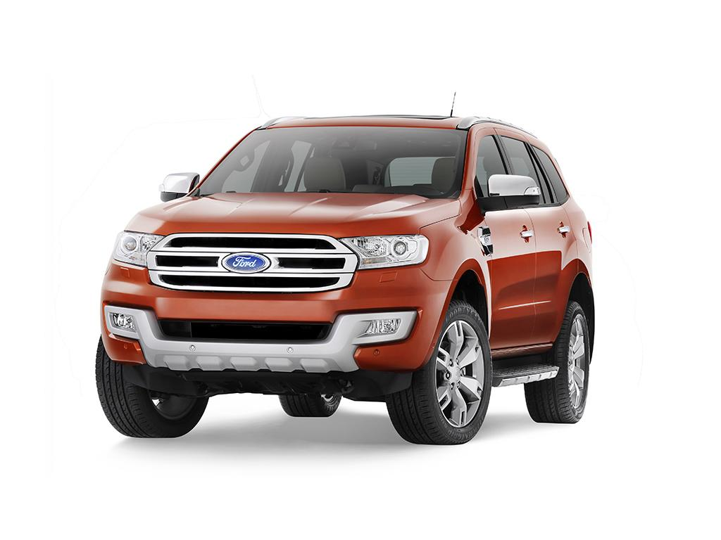 2015 Ford Everest 1 2015 Ford Everest SUV features and photos