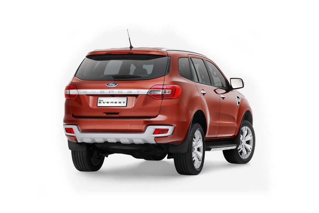 2015 Ford Everest 4 2015 Ford Everest SUV features and photos