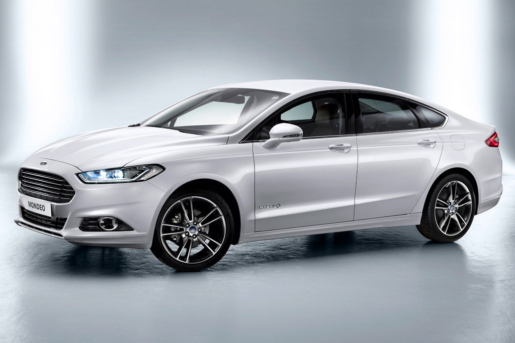 2015 Ford Mondeo 1 2015 Ford Mondeo Features and Details