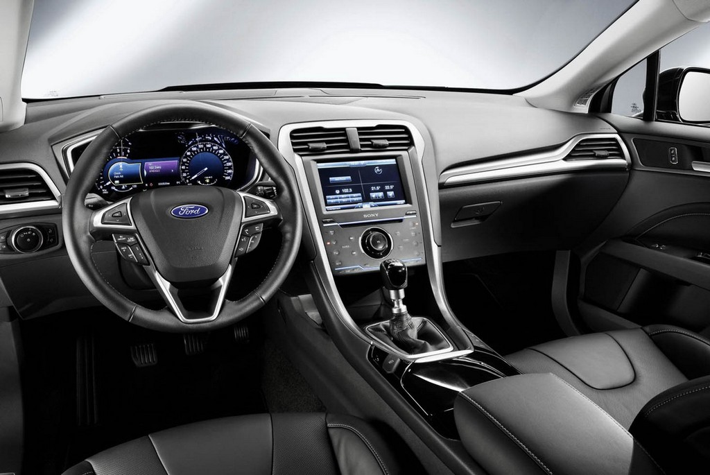 2015 Ford Mondeo Interior 2015 Ford Mondeo Features and Details