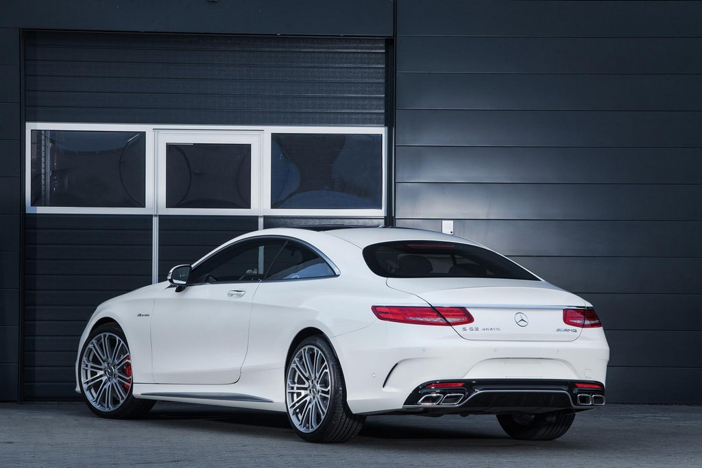 2015 Mercedes Benz S63 AMG Coupe 4 720 HP More For 2015 Mercedes Benz S63 AMG Coupe