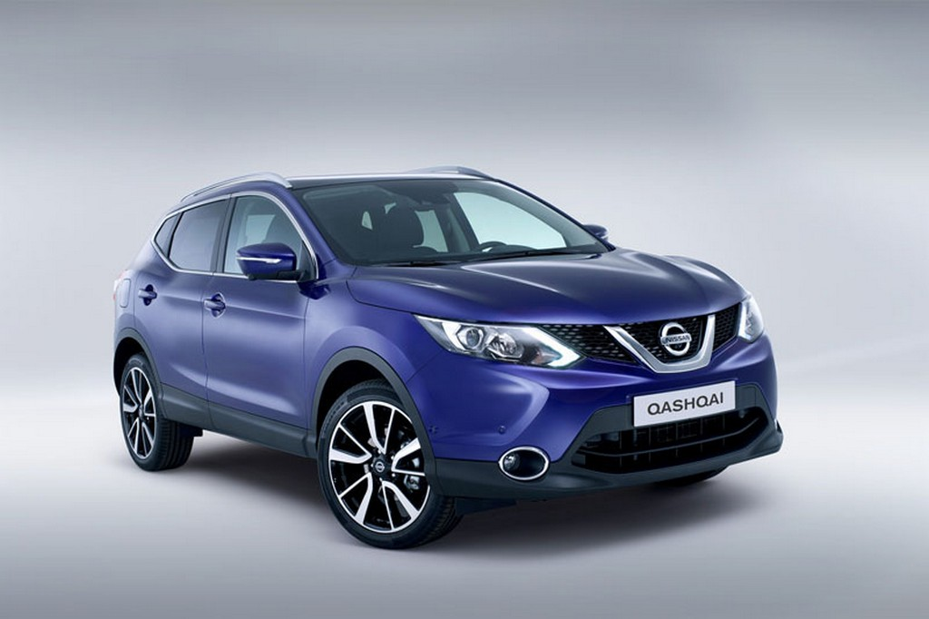 2015 Nissan Qashqai 2 Nissan updates the 'Qashqai' for 2015 model year